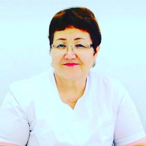 Новый гинеколог-эндокринолог Бегимбаева Мензипа Саухумовна