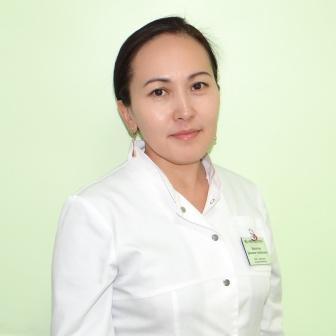 Василова Джанина Чайбековна