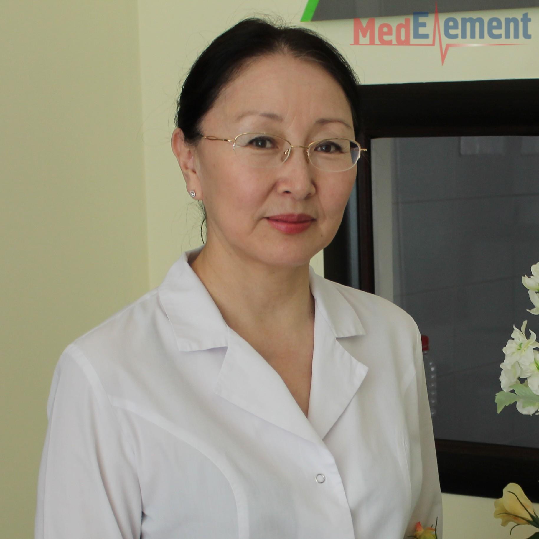 Искакова Елена Васильевна