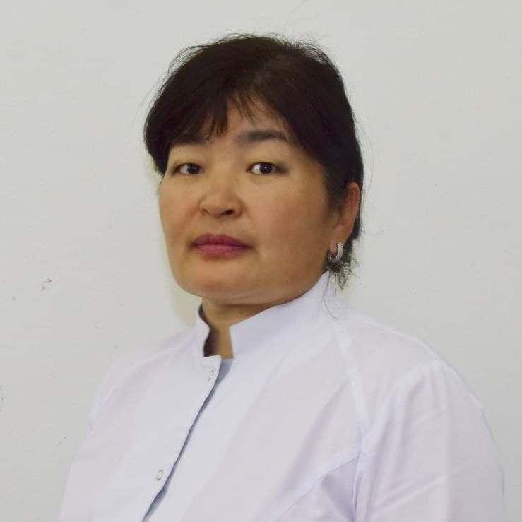 Шалдыбаева Гулжан Ильхамовна