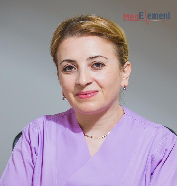 Хайроева Нигара Агалиевна