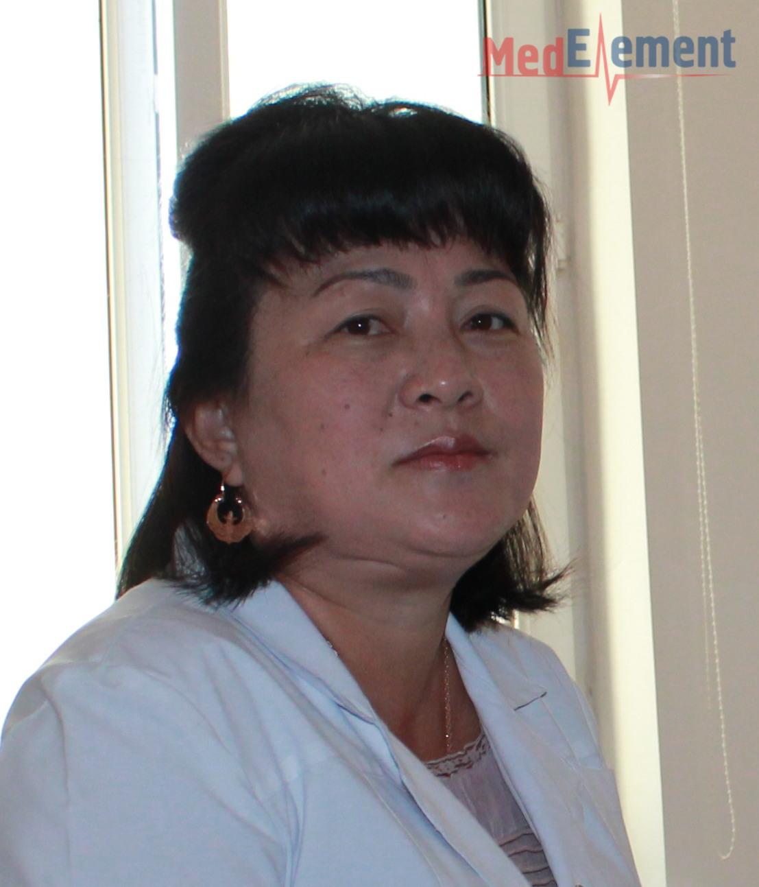 Касимова Анар Кумаровна