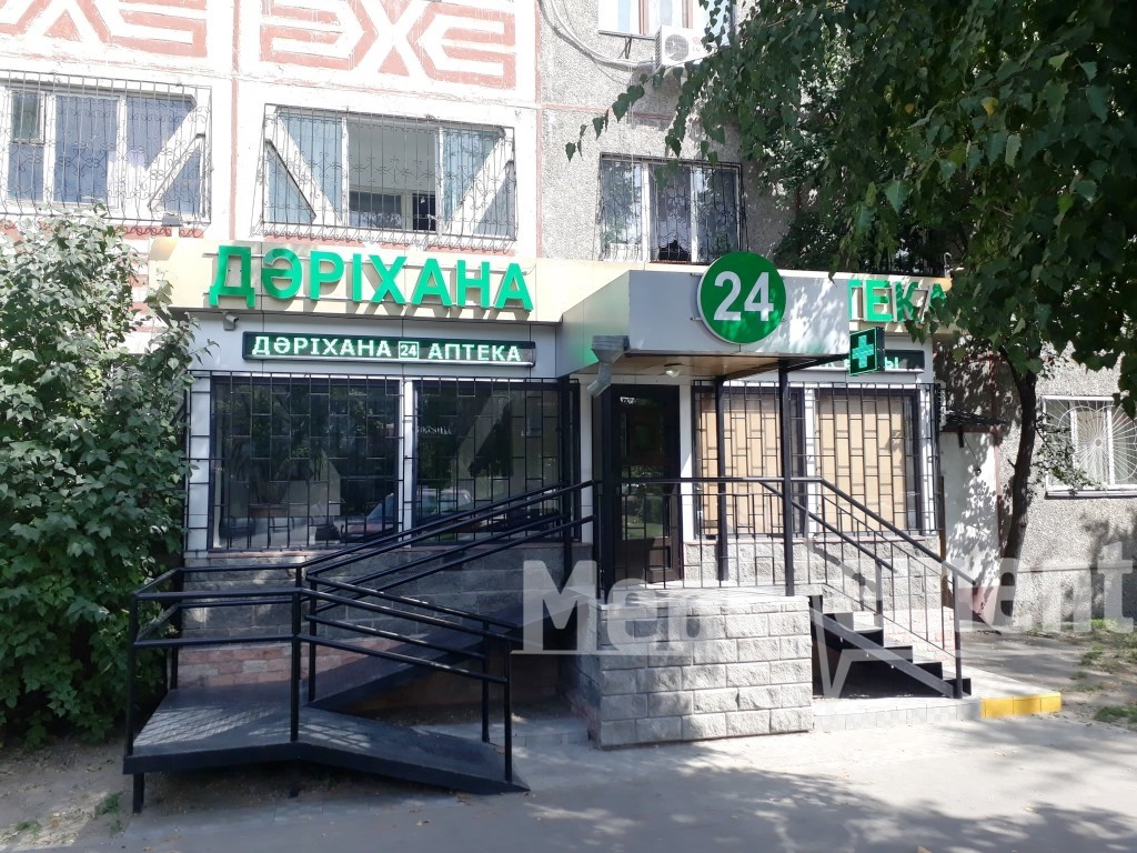 Аптека в мкр Аксай-2, д. 73