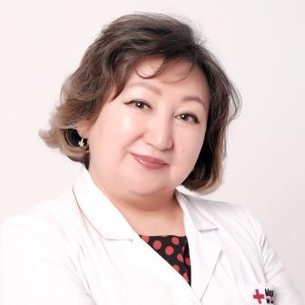 Булатова Катима Андремасовна