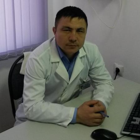 Кенбаев Руслан Танирбергенович
