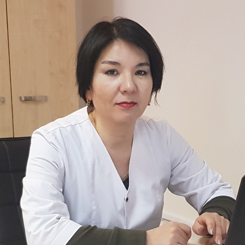 Сабитова Асия Ришатовна