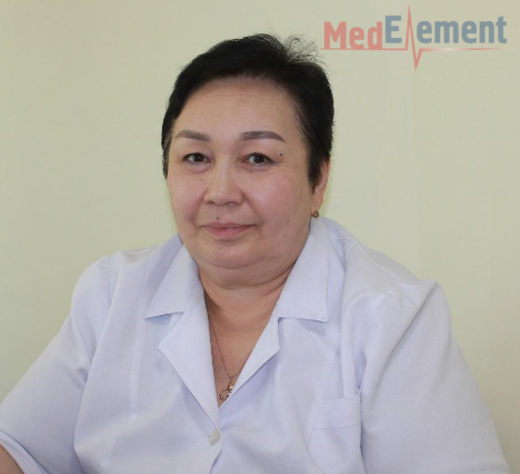 Бердимуратова Гульжан Жакиповна