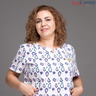 Федюкова Евгения Владимировна