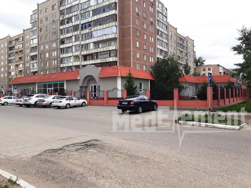 Почечный центр (филиал на Бозтаева)
