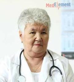 Кульбаева Хадиша Габитовна