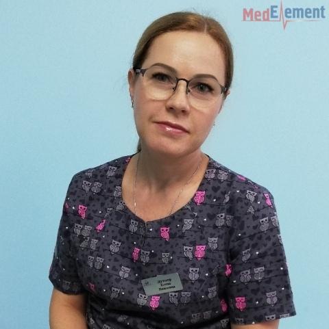 Дульгер Елена Павловна