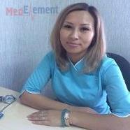 Махметова Ольга Сериковна