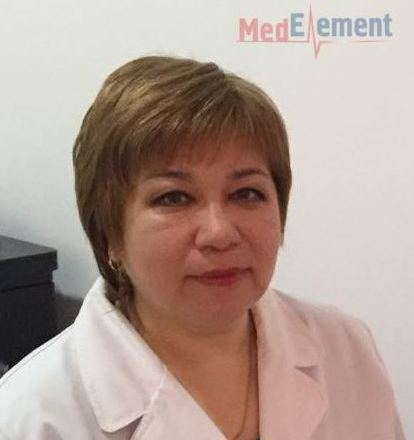 Ильина Людмила Сакановна