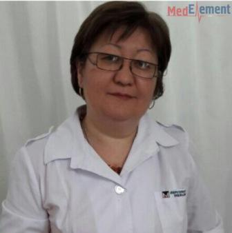 Имангалиева Айгуль Мелисовна