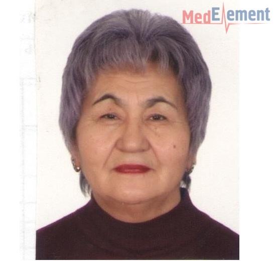 Абишева Гульжан Каскарбековна