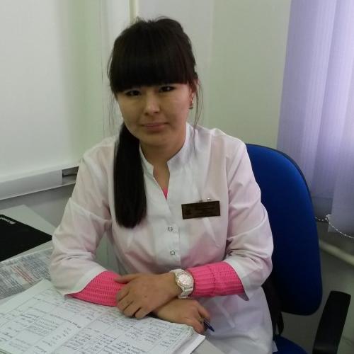 Жанабергенова Асем Сатбайовна