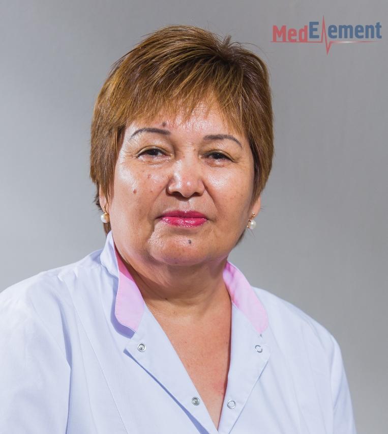 Мажитова Саткуль Андакуловна