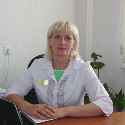 Крафт Олеся Владимировна