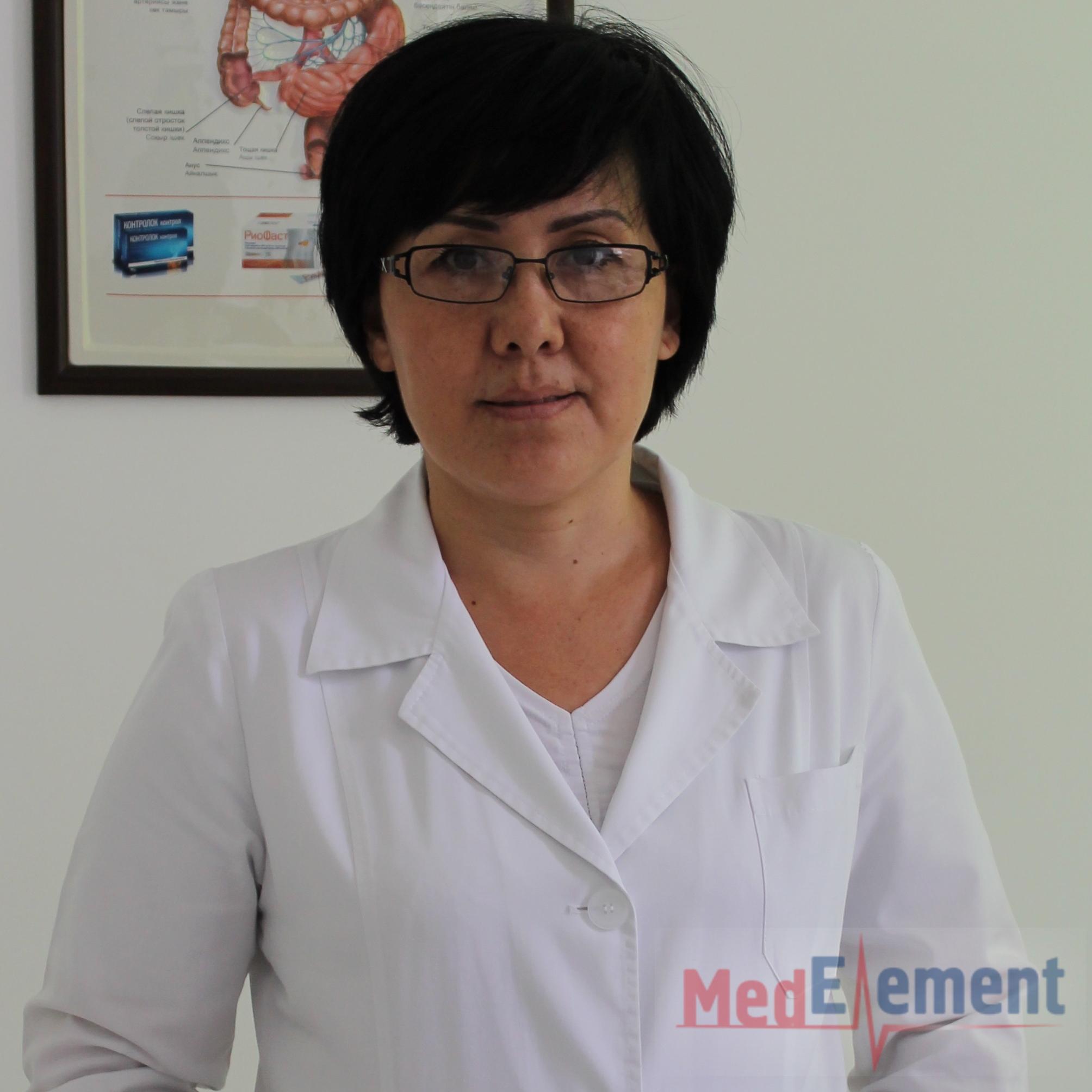 Ахметова Анар Бакыткереевна