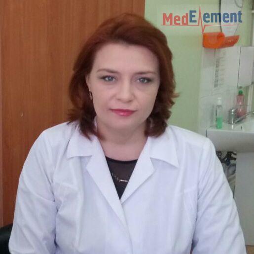 Чайкина Ольга Анатольевна