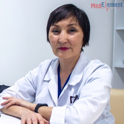 Байменова Менслу Максутхановна