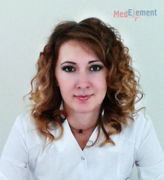 Новикова Анна Александровна