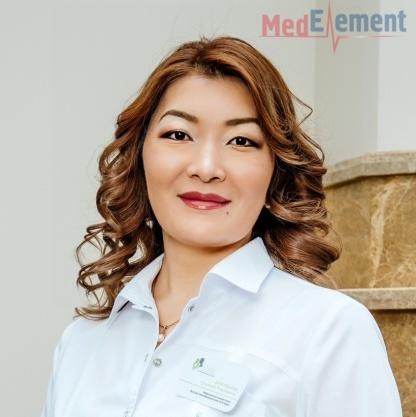 Шукурбаева Гульмира Тлеулеевна