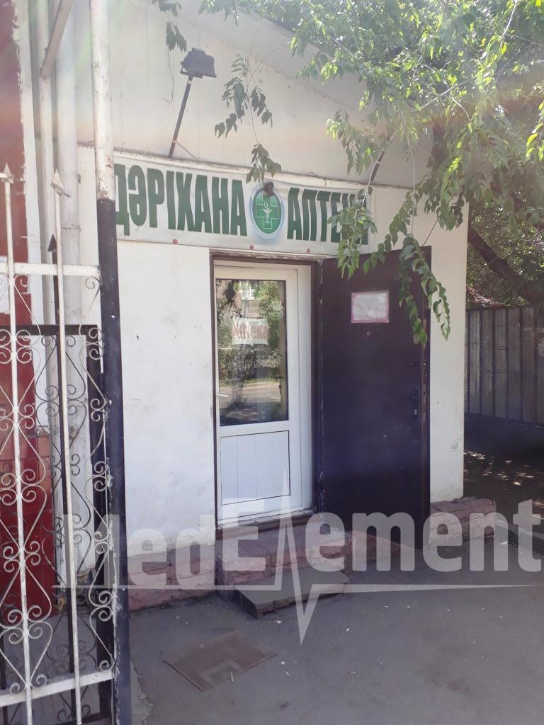 Аптека в мкр Айнабулак-3, д. 97А