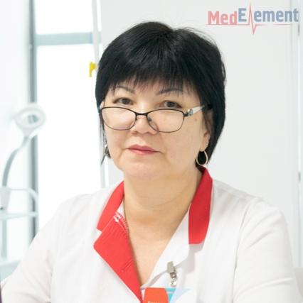Базылова Светлана Бауржановна
