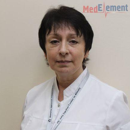 Туякбаева Алина Геннадьевна