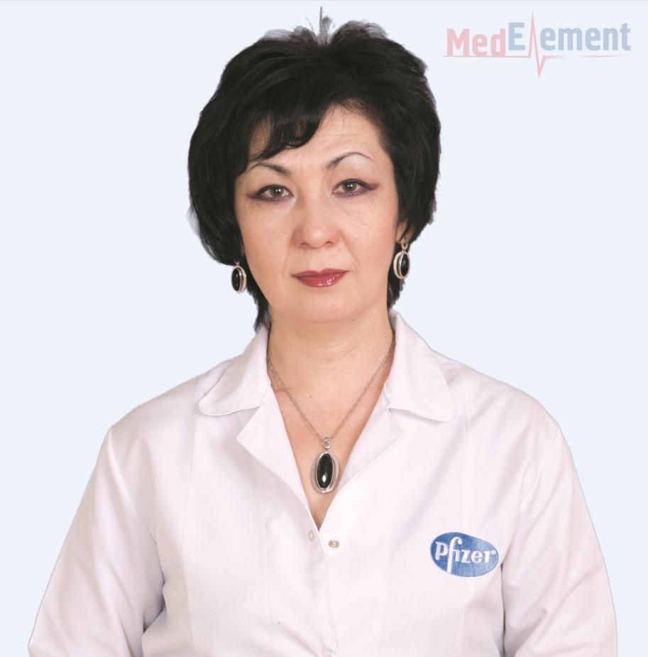 Хен Марина Витальевна