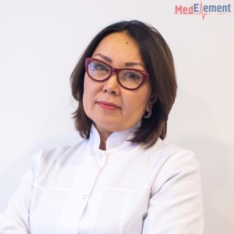 Серикбаева Алма Асылбековна