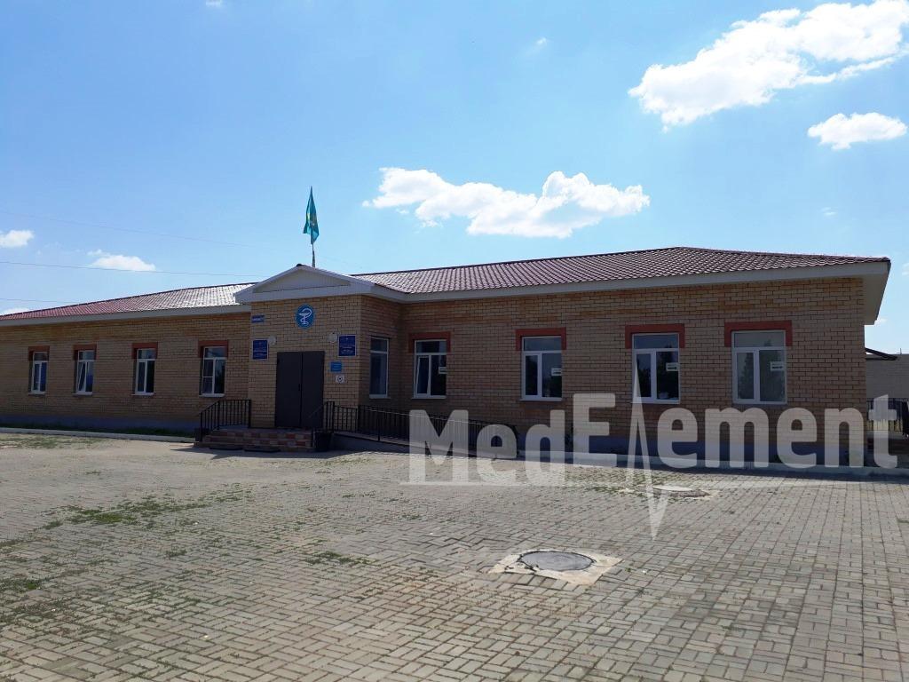 Дәрігерлік амбулатория (Жаңақконыс ауылы)