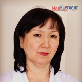 Арзыкулова Алма Джуресовна