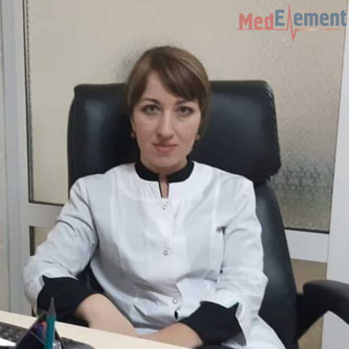 Джабраилова Зарина Салавдиновна
