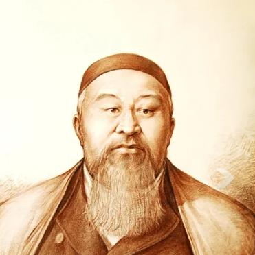 Эстафета, посвященная 175-летию Абая Кунанбаева