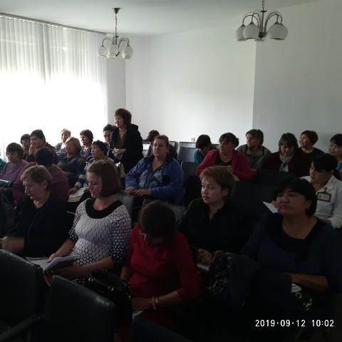 Собрание медицинских работников