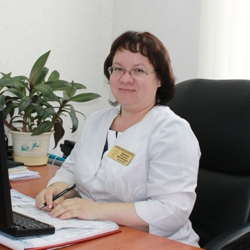 Иванова Наталья Михайловна