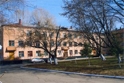 Центральная районная больница Зыряновского района