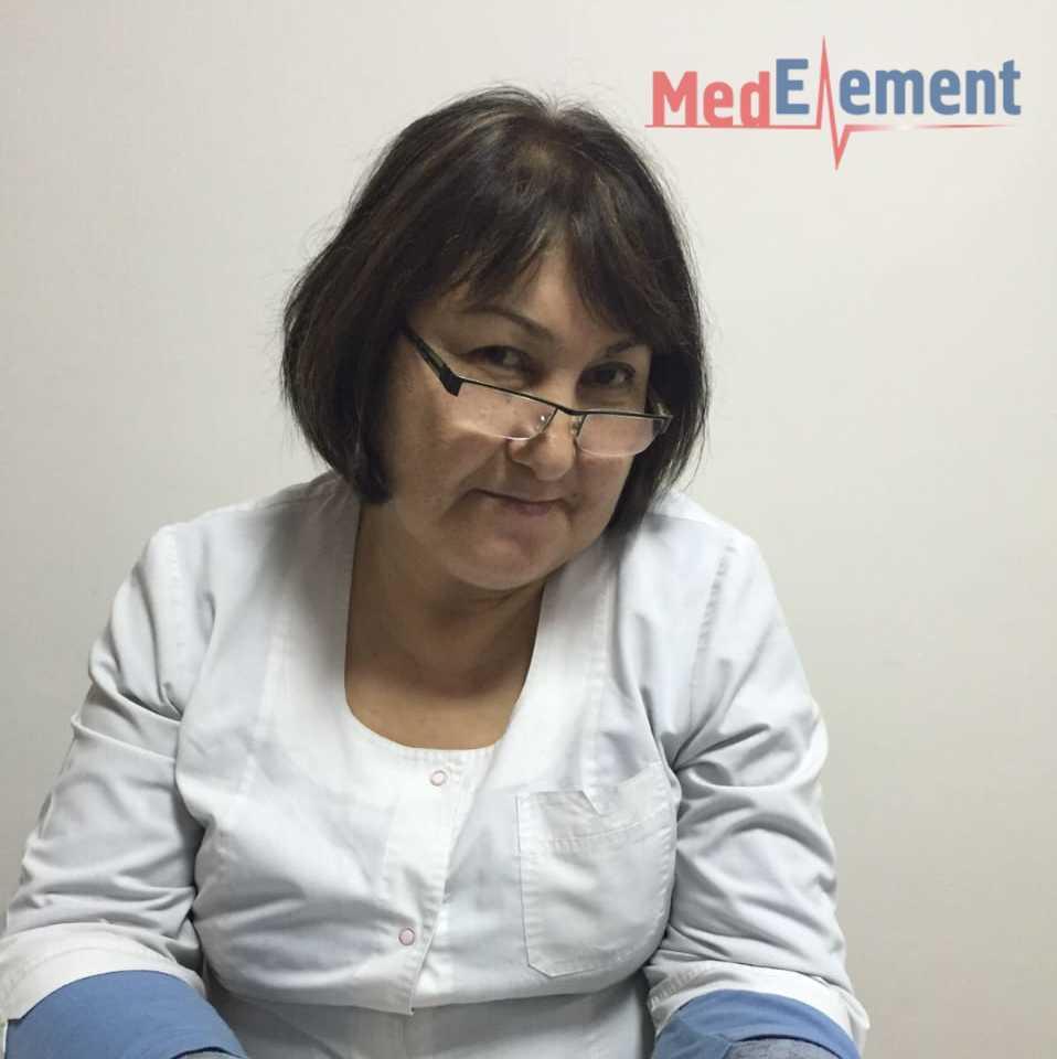 Амантауова Марина Каиргалиевна