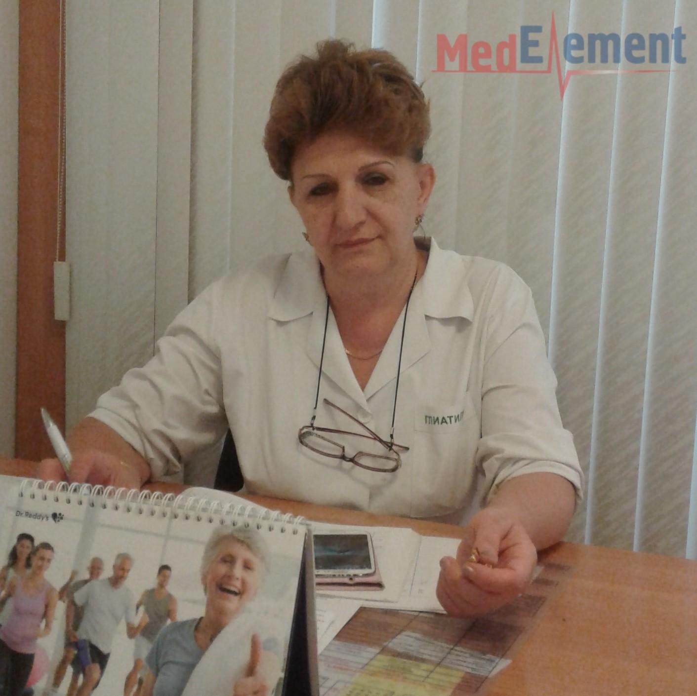 Клыкова Татьяна Терентьевна