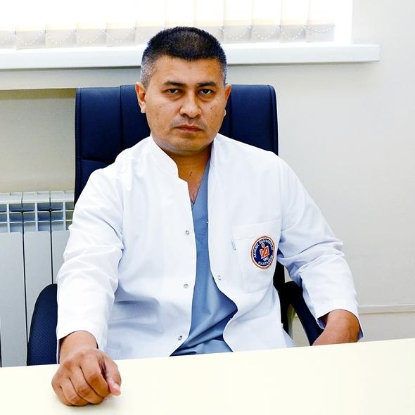 Мирзаев Рустам Махмудович