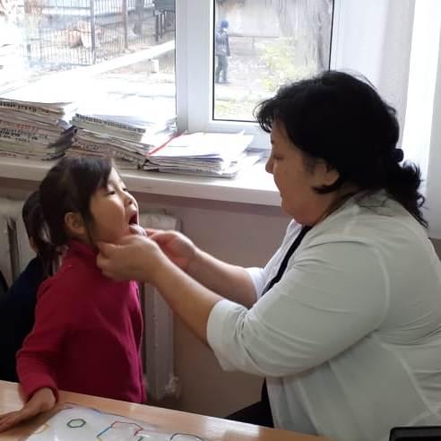 День открытых дверей по профилактике гриппа