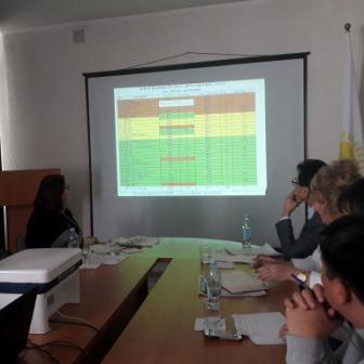 Состоялось рабочее совещание по итогам выполнения противотуберкулезных мероприятий