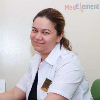 Мамединова Зульфира Ваккасовна