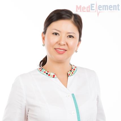 Нурланбаева Алия Ергалиевна