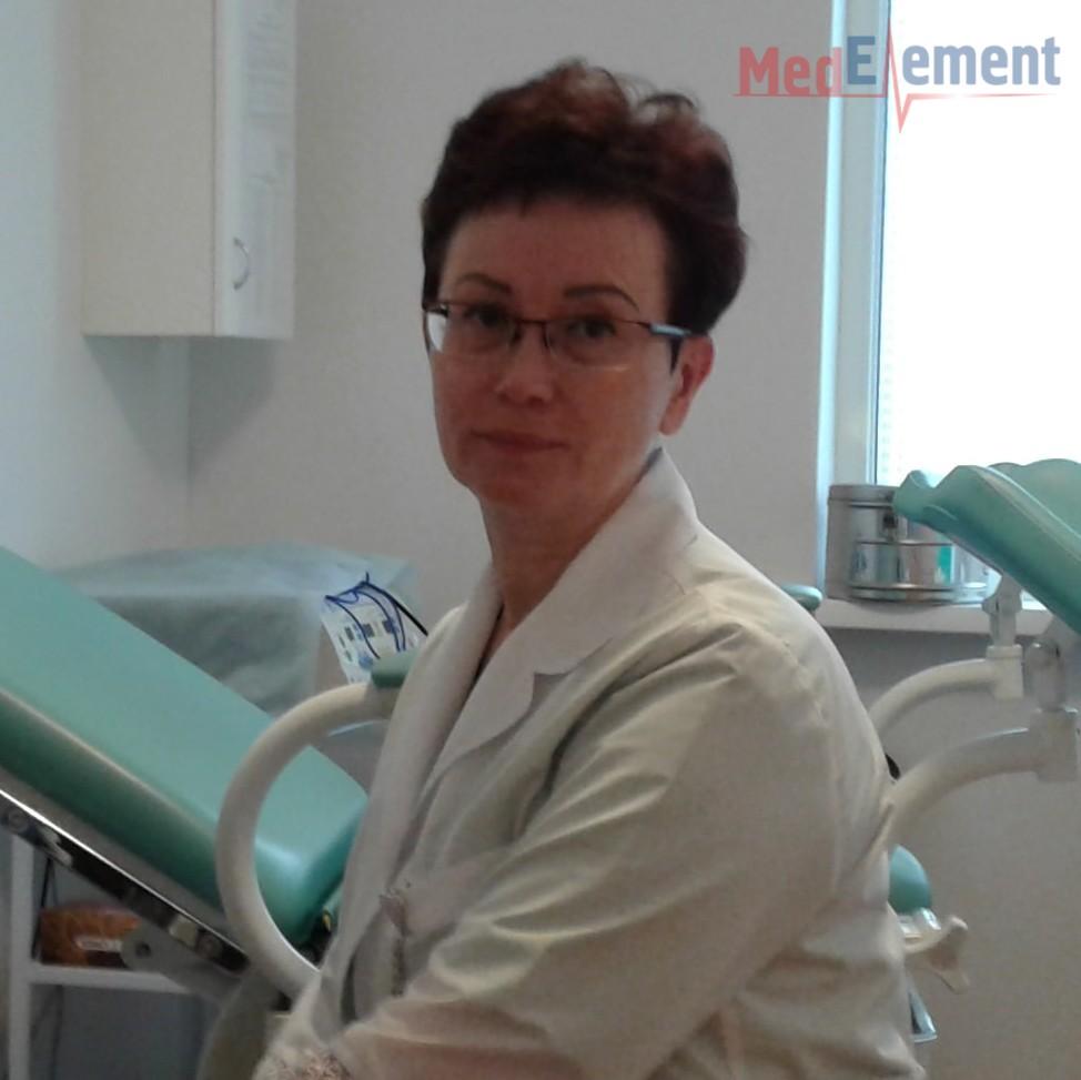 Еговцева Елена Николаевна