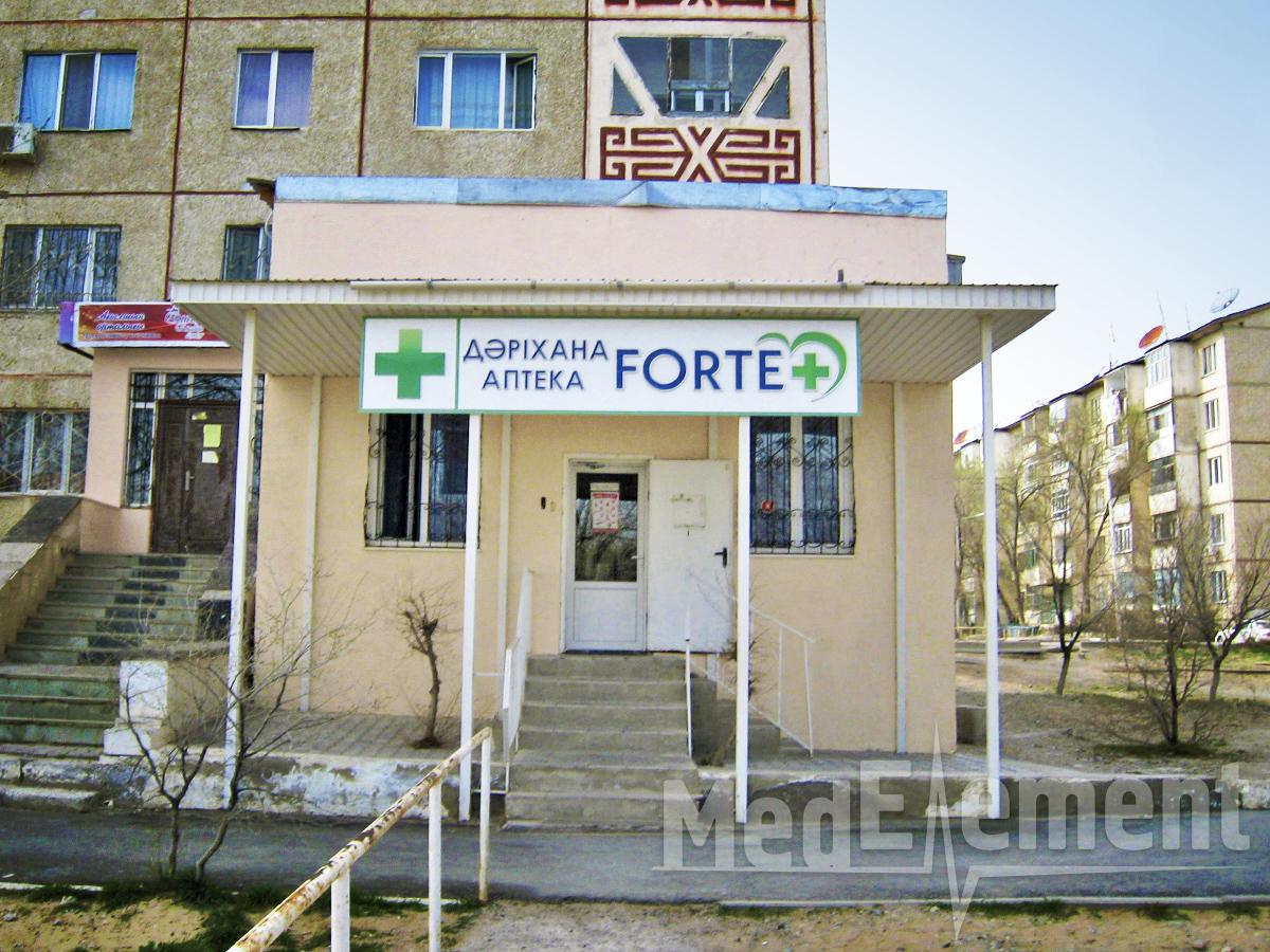 """Аптека """"ТОЧКА"""" в мкр 5"""