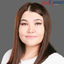 Бижанова Дамира Нуртурсыновна