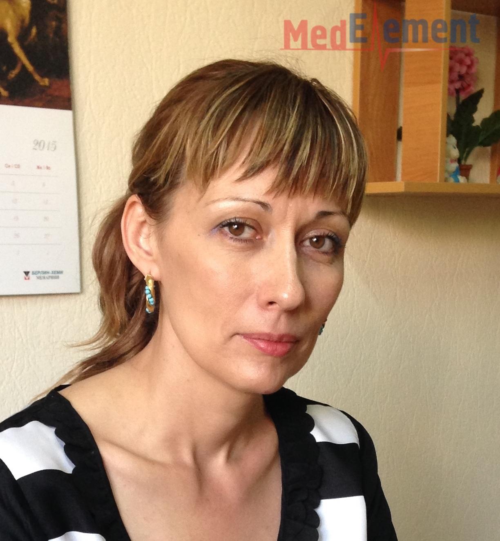 Садыкбаева Олеся Владимировна